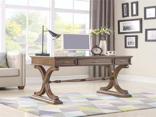 D205#瑞德家居 系列 简美气概 实木框架  书桌