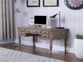 800#瑞德家居 系列 简美气概 实木框架 书桌
