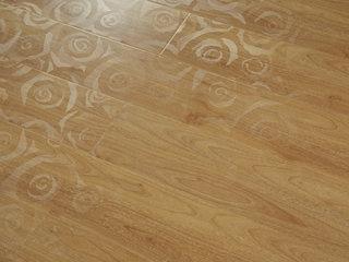 古代繁复 复合强化地板 3D幻影 中性色系 环保地板