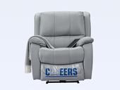芝华仕 甲等舱单人懒人电动沙发真皮功效客堂芝华士太空舱椅(此款不含抱枕)