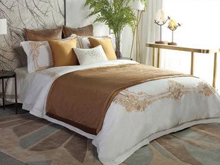 伊夫林 床品四件套(含1对枕套、1条被套、1条床单)(不含芯)