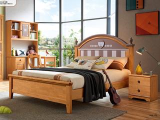 古代繁复 泰国入口橡胶木 6602床头柜