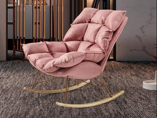 轻奢气概 超柔温馨 休闲椅