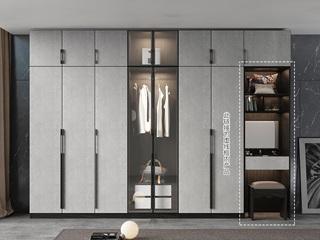 轻奢气概 高等黑红色 环保适用 长0.6米 打扮台边柜
