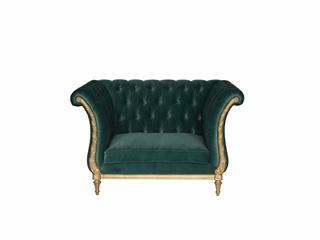 法式风格 欧洲进口榉木 桃花芯 柔软座包 饱满不易塌陷 花苞型 沙发组合(1+2+3)
