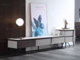 斐亚家居 极简风格 2.0米岩板面电视柜