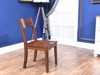 北美进口红橡 嘉宝莉环保漆 简美风格 巴里餐椅