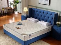 皮坊工艺 布艺系列 纯天然乳胶+360度精致绣花围边 1.8*2.0床垫