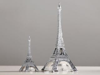 树脂两件套埃菲尔铁塔(包邮)