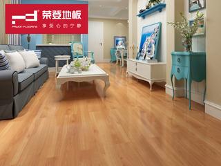 (物流点送货入户+安装含辅料)仿实木强化地板 复合木地板12mm 古色古香 环保地板 YJ003