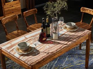 乌金木 餐椅
