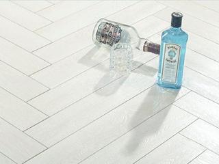 现代简约 复合强化地板 麻面 冷色系列 环保地板