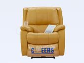 芝华仕 头等舱单人懒人电动沙发真皮功能客厅芝华士太空舱椅(此款不含抱枕)