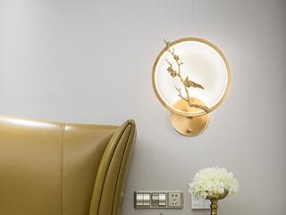 现代简约 铜8894(28W)壁灯(含光源)