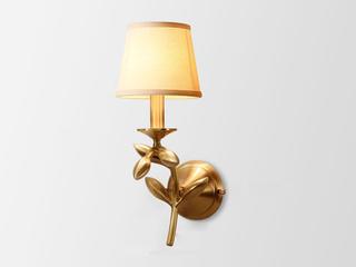美式MC801-1W铜灯 单头壁灯(包邮)(不含光源)
