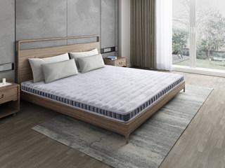 子爵A款9cm薄垫 护脊椎环保棕 东南亚进口乳胶 棕垫 1.35*2.0米 可定制床垫