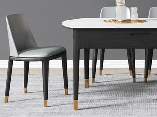 现代简约 C2258 大尺寸 餐椅