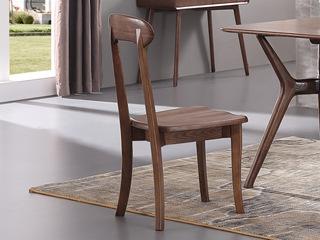 北欧风格 北美进口白蜡木 椅子(单把价格 需双数购买 单数需增加打包费用)