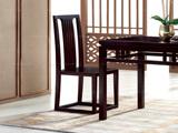 墨舍 新中式 东南亚进口红檀木 C952 餐椅