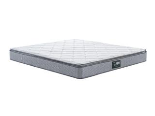 慕思集团时尚品牌 竹纤维亲肤面料 360度透气系统 分区凝胶记忆棉 双面睡感1.5m床垫