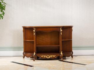 法式家具系列 实木 背柜
