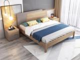 荣之鼎 北欧风格 泰国进口橡胶木 松木床板条 1.5*2.0米床