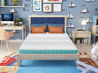 ·酷睡綠洲1.2*2.0 椰棕專業兒童6cm3D床墊 高箱上下鋪床適用