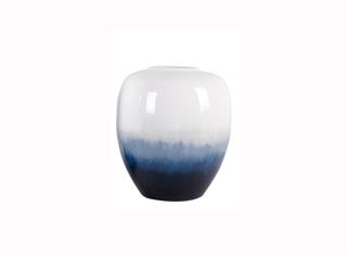 新中式风格 手绘陶瓷 花器