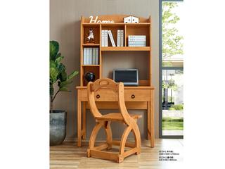 现代简约 泰国进口橡胶木 1米书桌